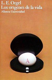 9788420621388: Los orígenes de la vida: Moléculas y selección natural (Alianza Universidad (Au)) (Spanish Edition)