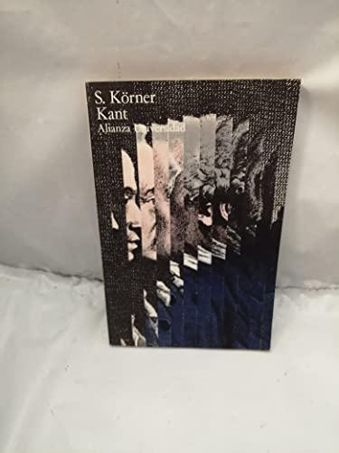 9788420621883: Kant (Spanish Edition)