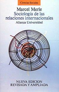 Sociología de las relaciones intrnacionales: Marcel Merle