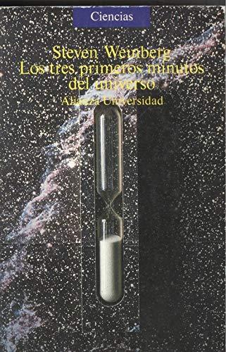 9788420622163: Los tres primeros minutos del universo