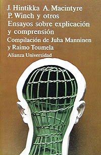 9788420622804: Ensayos sobre explicacion y comprension/ Essays about Explinations and Compresions (Spanish Edition)