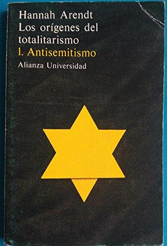 Los origenes del totalitarismo: Arendt, Hannah