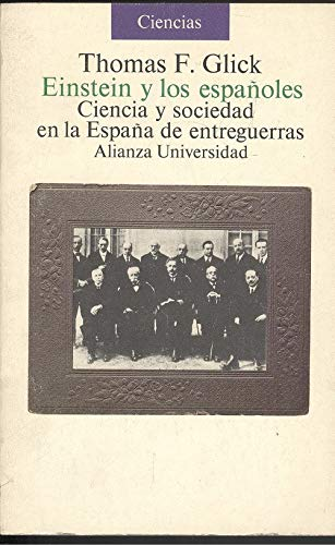 9788420624662: Einstein y los españoles (Alianza universidad)