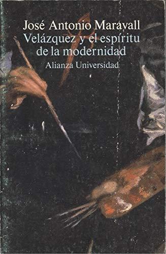 9788420624990: Velázquez y el espiritu