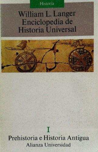 9788420625584: Enciclopedia de Historia Universal (1) (Spanish Edition)