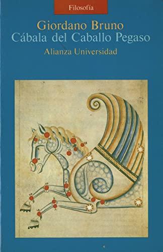 9788420626567: Cabala del caballo pegaso