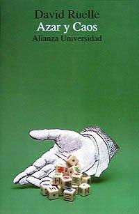 9788420627526: Azar y caos (Alianza Universidad (Au))