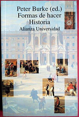 9788420627656: Formas de Hacer Historia (Spanish Edition)