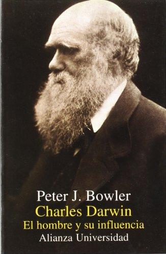 9788420628325: Charles Darwin: El hombre y su influencia (Alianza Universidad (Au))