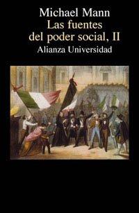 9788420628813: Las fuentes del poder social, II: 2 (Alianza Universidad (Au))