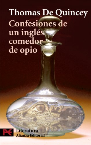 9788420628981: Confesiones de un ingles comedor de opio (El Libro De Bolsillo) (Spanish Edition)