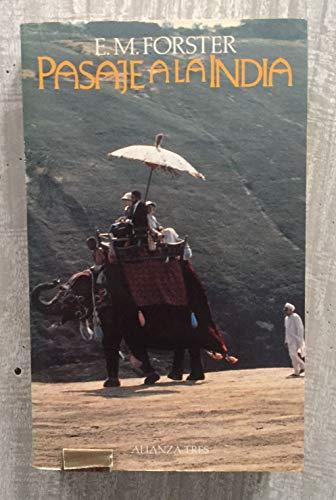 9788420630687: Pasaje A La India