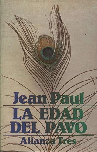9788420630717: EDAD DEL PAVO, LA