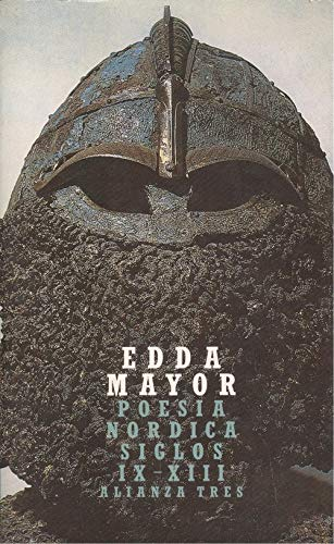 9788420631653: Edda mayor. poesia nordica s. IX-XIII