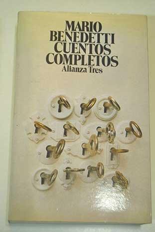 9788420631875: Cuentos Completos (Alianza tres) (Spanish Edition)