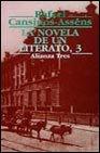 9788420632810: La novela de un literato; t.3