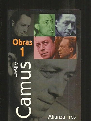 9788420632834: Obras/ Works: El Reves Y El Derecho. Nupcias. El Extranjero. El Mito De Sisifo. Caligula. Carnets, 1 (Spanish Edition)