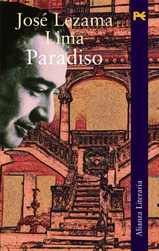 9788420633008: Paradiso (Alianza Literaria (Al))