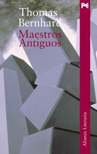 9788420633022: Maestros antiguos / Old Masters (Alianza Literaria) (Spanish Edition)