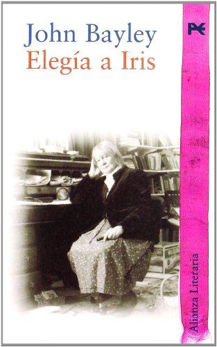 9788420633084: Elegía a Iris (Alianza Literaria (Al))