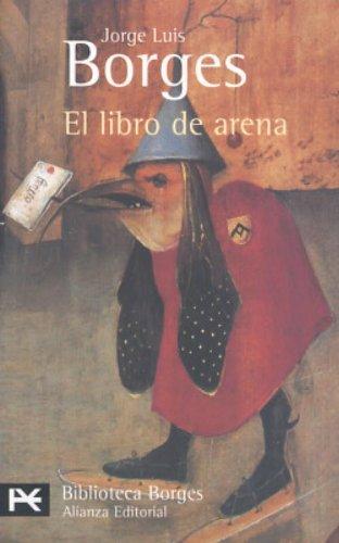 9788420633138: El libro de arena (El Libro De Bolsillo - Bibliotecas De Autor - Biblioteca Borges)