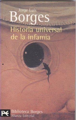 9788420633145: Historia EDUNV de la infamia