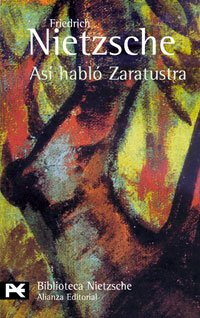 9788420633190: Así habló Zaratustra (El Libro De Bolsillo - Bibliotecas De Autor - Biblioteca Nietzsche)