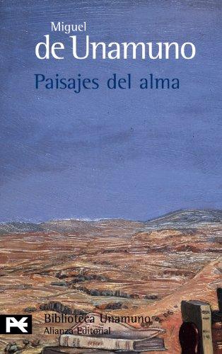 Paisajes del alma (El Libro De Bolsillo: Unamuno, Miguel De: