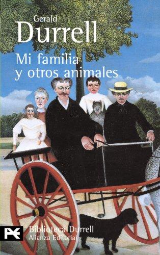 9788420633350: Mi familia y otros animales (El Libro De Bolsillo - Bibliotecas De Autor - Biblioteca Durrell)