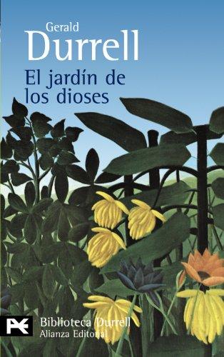 9788420633374: El jardín de los dioses (El Libro De Bolsillo - Bibliotecas De Autor - Biblioteca Durrell)