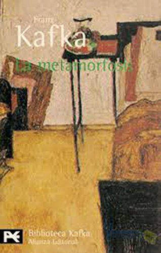 La metamorfosis: Franz Kafka, Kafka,