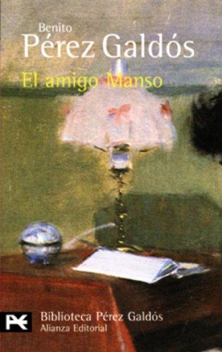 9788420633749: El amigo Manso