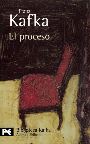 9788420633930: El proceso / The Trial (Biblioteca De Autor / Author Library) (Spanish Edition)