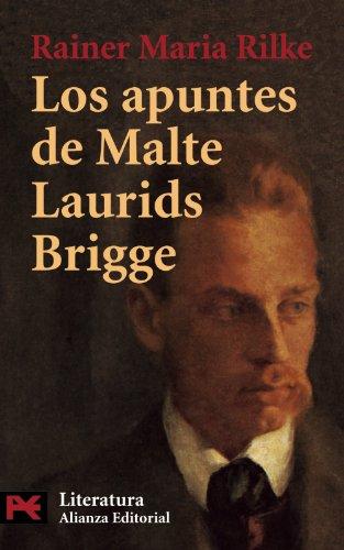 9788420634050: Los Apuntes De Malte Laurids Brigge/ The Notes of Malte Laurids Brigge (El Libro De Bolsillo-Literatura) (Spanish Edition)
