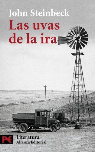 9788420634128: Las uvas de la ira / The Grapes of Wrath (Spanish Edition)