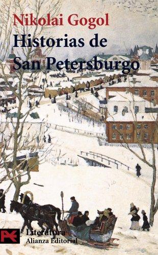 9788420634173: Historias de San Petersburgo (El Libro De Bolsillo - Literatura)