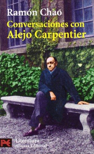 9788420634258: Conversaciones con Alejo Carpentier (El Libro De Bolsillo - Literatura)