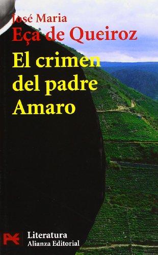 9788420634326: 5510: El crimen del padre Amaro (El Libro De Bolsillo - Literatura)