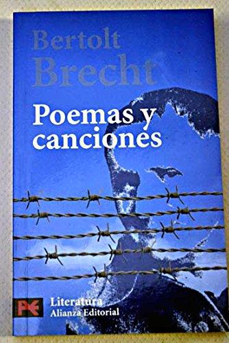 9788420634418: Poemas y canciones