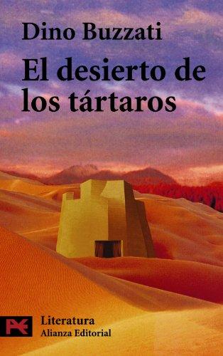 9788420634470: Desierto de Los Tartaros (Literatura / Literature) (Spanish Edition)
