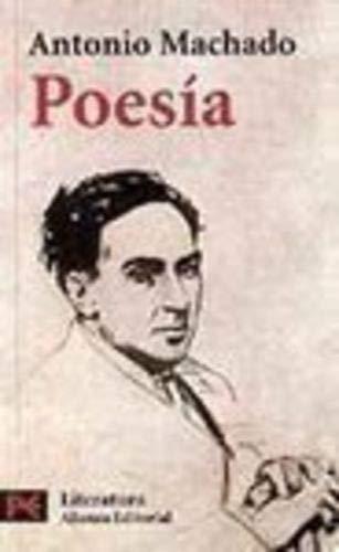 Poesía (El Libro De Bolsillo - Literatura): Antonio Machado