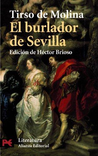 9788420634654: El burlador de Sevilla (El Libro De Bolsillo - Literatura)