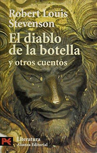 9788420634678: El diablo de la botella y otros cuentos (Alianza Bolsillo Nuevo)