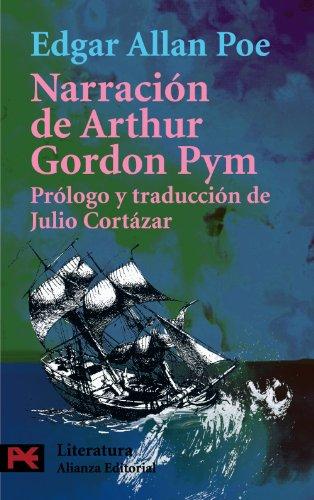 9788420634708: Narración de Arthur Gordon Pym (El Libro De Bolsillo - Literatura)