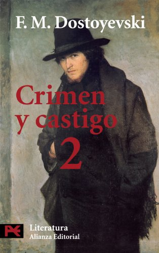 9788420634722: Crimen y castigo, 2 (Literatura) (Spanish Edition)