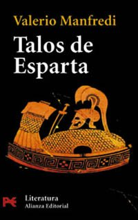 9788420634890: Talos de Esparta (El Libro De Bolsillo - Literatura)