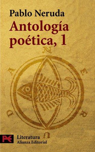 9788420634944: Antología poética, 1