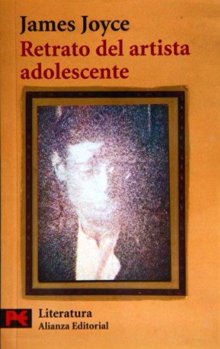 9788420634975: Retrato del artista adolescente (El Libro De Bolsillo) (Spanish Edition)