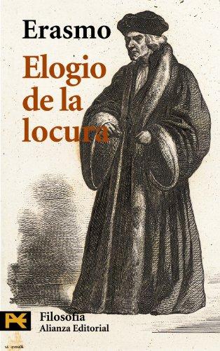 9788420635088: Elogio de la locura (El Libro De Bolsillo - Filosofía)