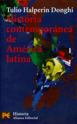 9788420635156: Historia contemporanea de America Latina (El Libro De Bolsillo / the Pocket Book) (Spanish Edition)